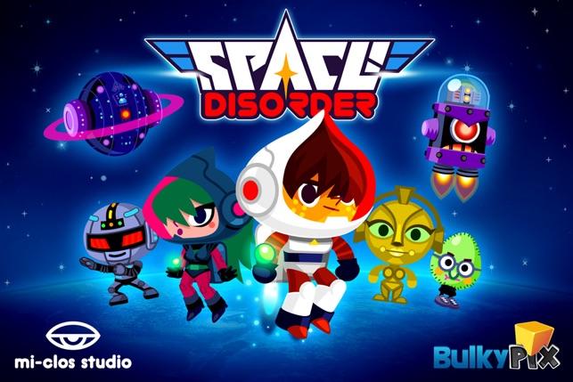 Space Disorder Screenshot