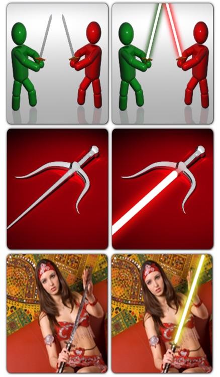 LaserBlade screenshot-4