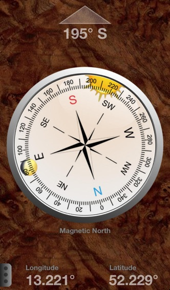 Screenshot for Sun & Moon Compass for iPad, iPhone and iPod Touch in Lebanon App Store