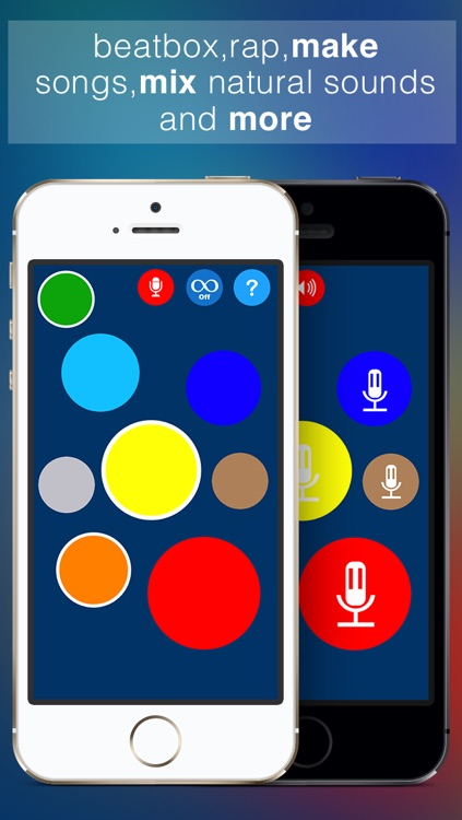 Loop Recorder-Record,play,re-mix,sing and make music.