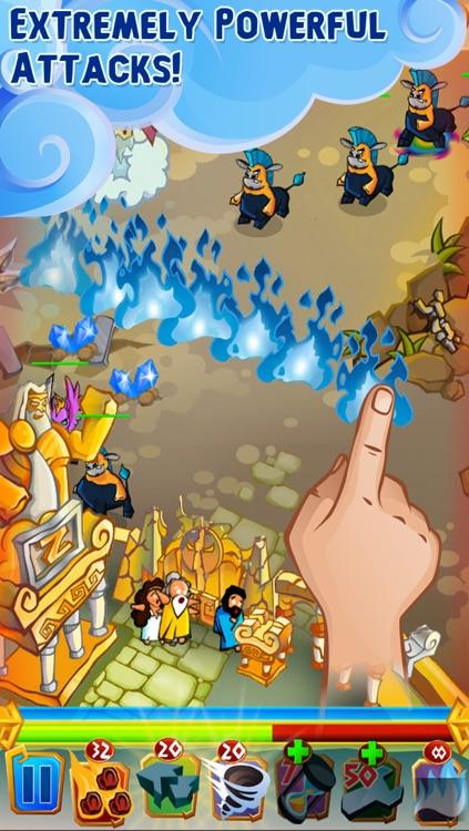 Zeus Defense screenshot-3