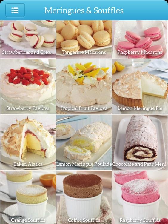 Baking Recipes - Photo Cookbook for iPad screenshot-4