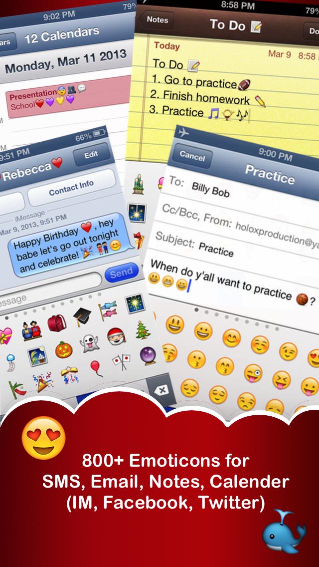 Emoji 2 Color Text Characters Symbols & Rage Comics GIFs