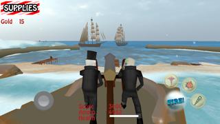 Aaargh! Santa vs Zombie Pirates-4