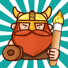 Activities of Active Vikings Coloring Book for Children: learn to color viking ship, dragon, swords and more