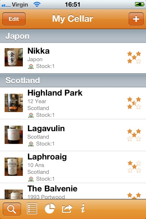 WhiskyBook screenshot-0