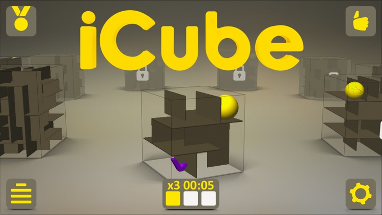 iCube screenshot-0