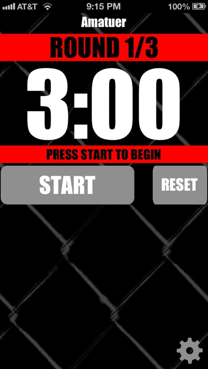 MMA Timer Lite - Free Mixed Martial Arts Round Interval Timer screenshot-4