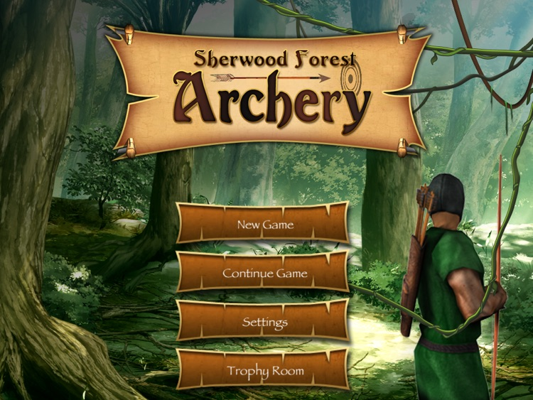 Sherwood Forest Archery HD - Free