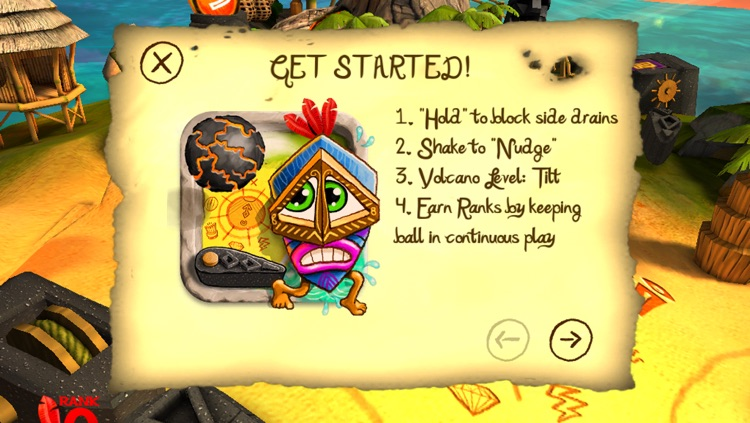 Pin Tiki Ball screenshot-4