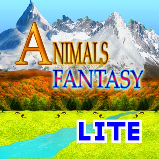 Animals Fantasy 3D Lite