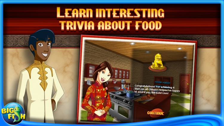 Cooking Academy 2: World Cuisine (Full) screenshot-3