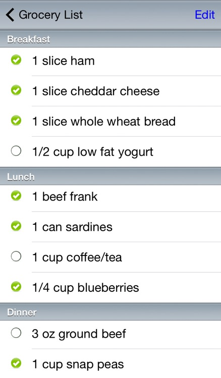 The 3 Day Diet screenshot-4