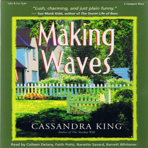 Making Waves (Audiobook)