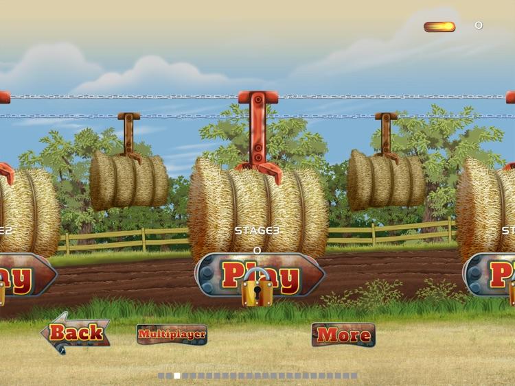 Illegal Moonshine Free: Stock car speed racing game screenshot-3
