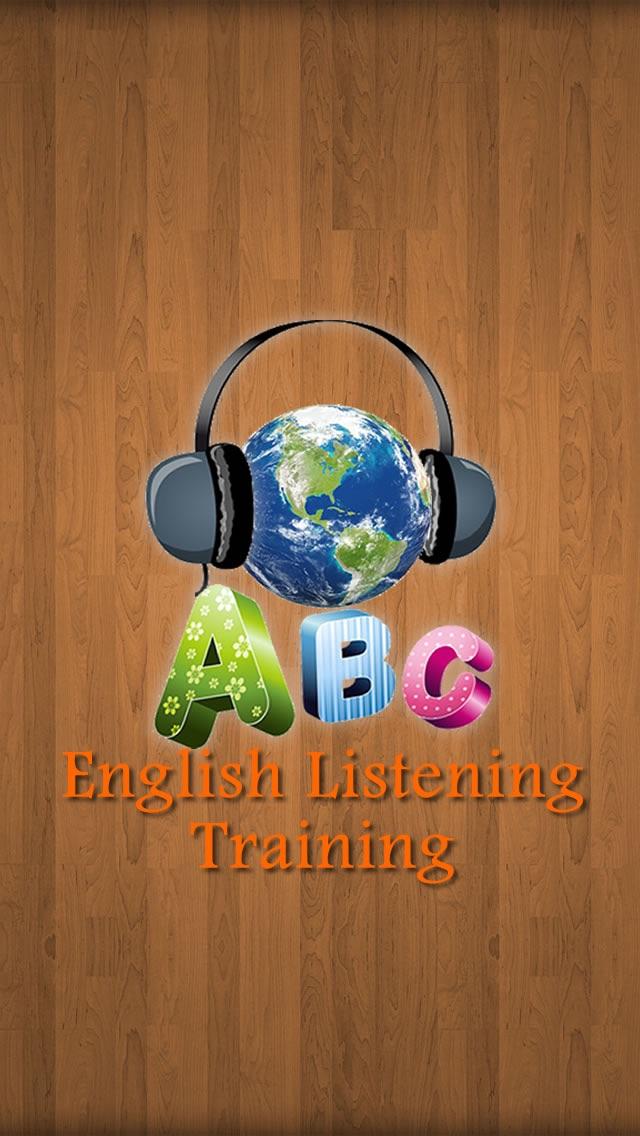 英語トレーニングリスニングのスクリーンショット1