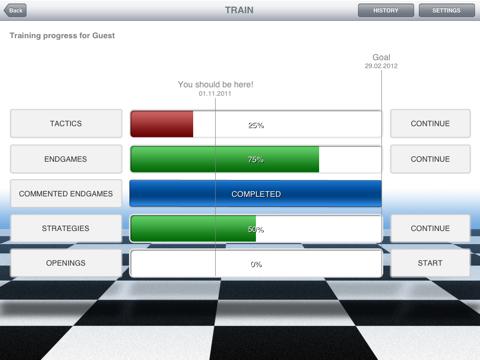 Chessimo HD для iPad
