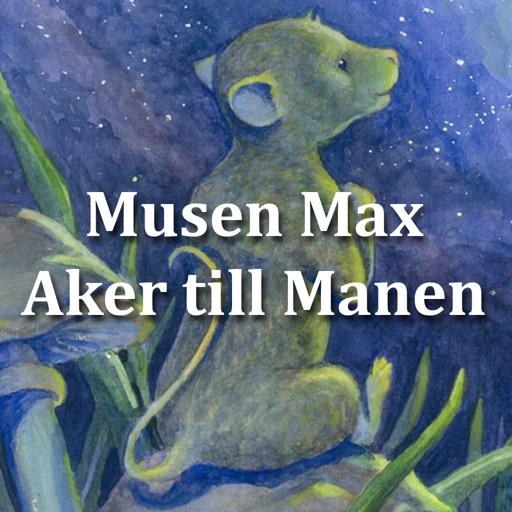 Musen Max Aker till Manen