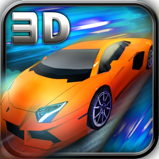 3D Street Racing – Race Fast Cars Like Lamborghini, Bugatti, Mercedes Free Racer Game