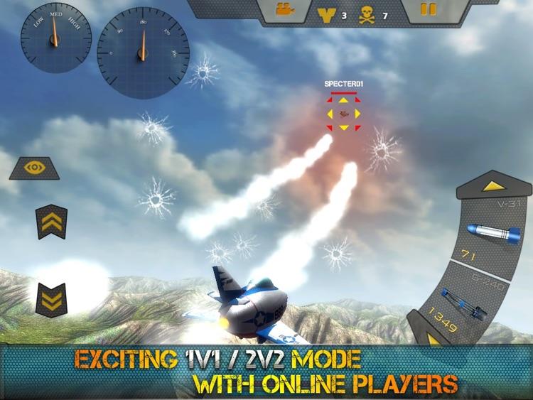 Ace Wings:Online HD screenshot-4
