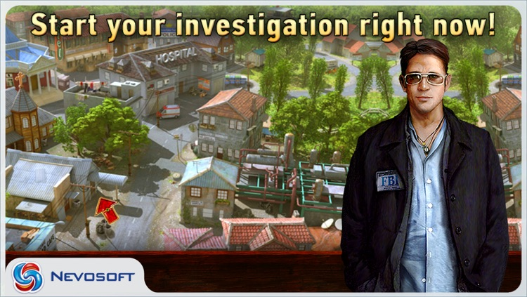 Mysteryville 2 lite: hidden object crime investigation screenshot-4