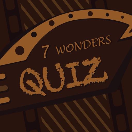 7 Wonders Quiz iOS App