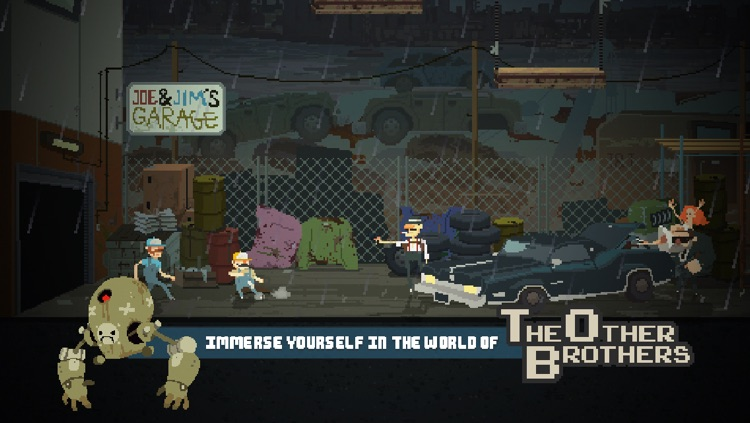 The Other Brothers screenshot-4