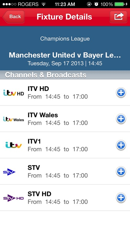 Live Sport On TV – With Sky+ Remote Record