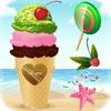 私のフローズンアイスクリームサンデーメーカー - 仮想キャンディコーンシュガーポップコットンパーティーショップゲーム〜 - iPhoneアプリ