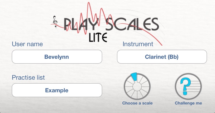 Play Scales Lite