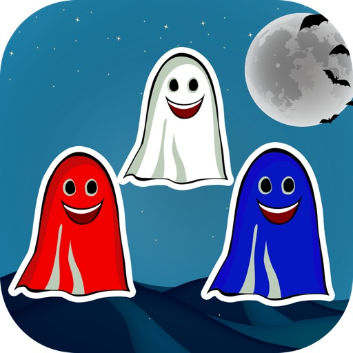 Ghost Poppers - Spooky Chain Reaction Puzzle Game
