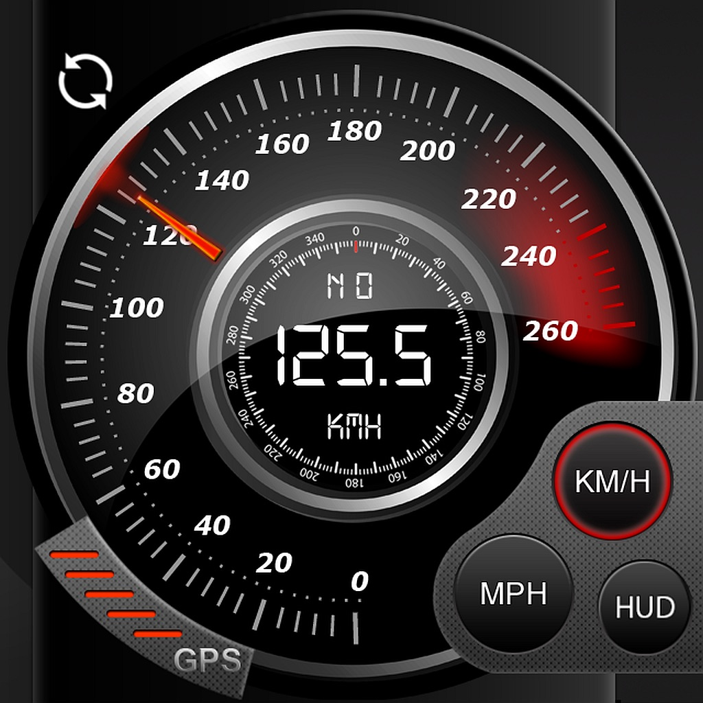 Speedo GPS Speed   Tracker, Velocímetro del coche, ordenador de bicicleta, Computadora De Viaje, seguimiento de ruta, HUD