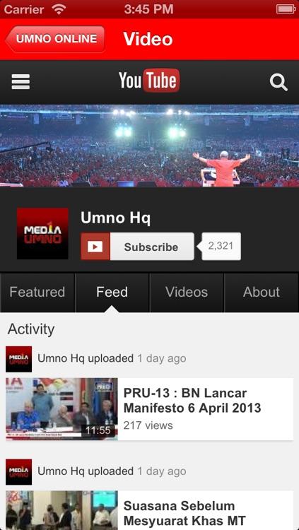 UMNO screenshot-3