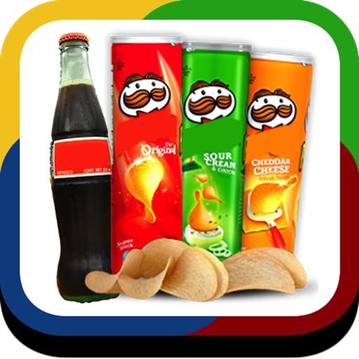Guess The Food (Food Quiz) iOS App