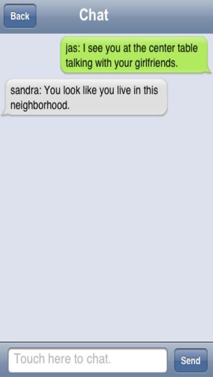 FaceChat screenshot-3