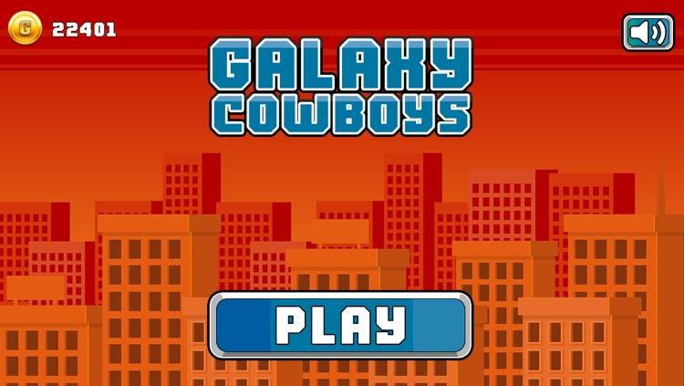 Galaxy Cowboys - A Free Space Shooting Game screenshot-3