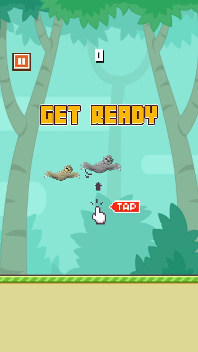 Flappy Slothのおすすめ画像3