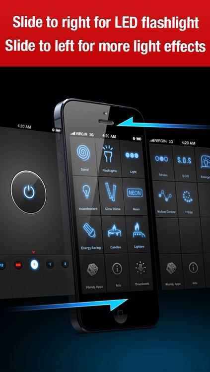 iHandy Flashlight Pro screenshot-3