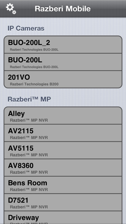 Razberi Mobile - Razberi Technologies Inc. screenshot-1