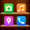 Skins and Screens Factory - Customize your lock screen and home screen FREE - iPhoneアプリ