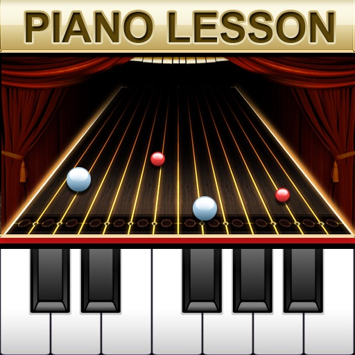 Piano Lesson PianoMan for iPad