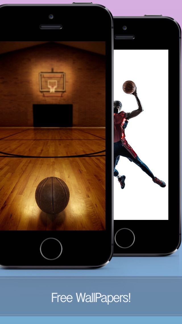 Basketball Wallpapers, Themes and Backgrounds - Download FREE HD