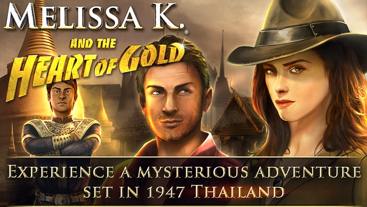 Melissa K and the Heart of Gold HD