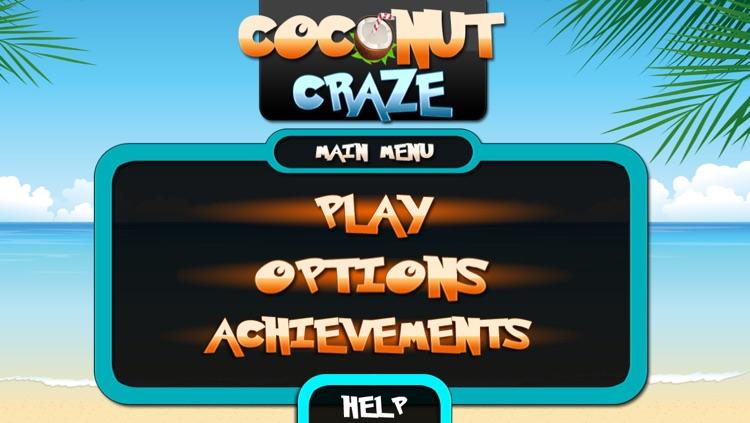 Coconut Craze - Fruit Slice Game In Caribbean