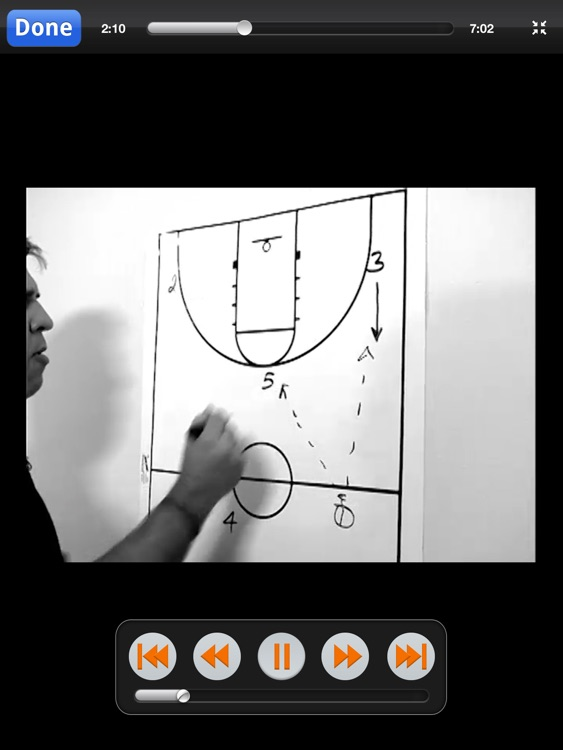 Zone Defense Killers: Scoring Playbook - with Coach Lason Perkins - Full Court Basketball Training Instruction - XL screenshot-3