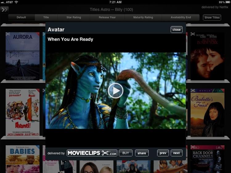 CineTap for Netflix screenshot-3