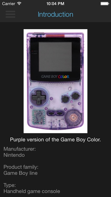 Best Games for Game Boy and Game Boy Color screenshot-0