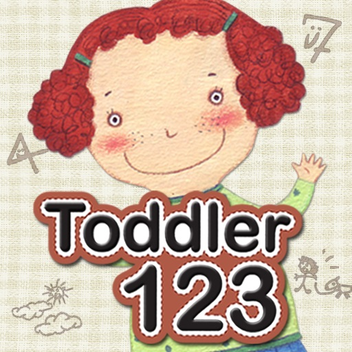 Toddler 123 icon