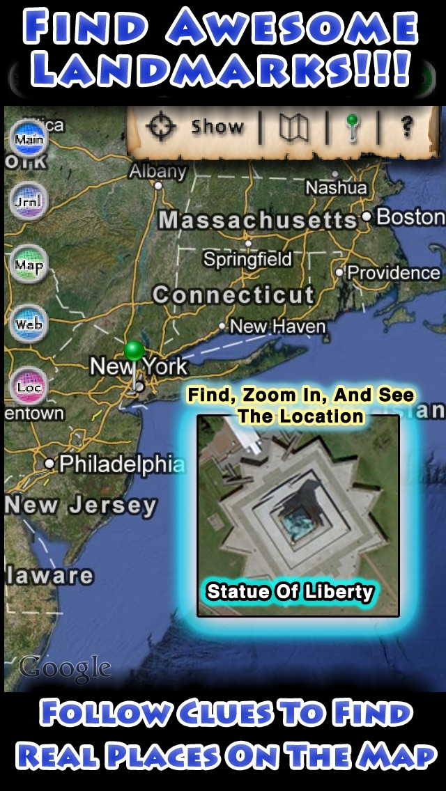 The map app game usa edition lite app price drops screenshot 1 for the map app game usa edition lite gumiabroncs Choice Image