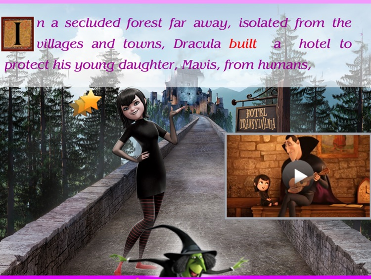 Hotel Transylvania Movie BooClips HD